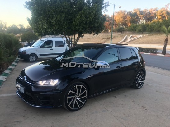 volkswagen golf 7 r20 2 0 tsi 300 ch dsg 2014 essence 188128 occasion meknes maroc. Black Bedroom Furniture Sets. Home Design Ideas