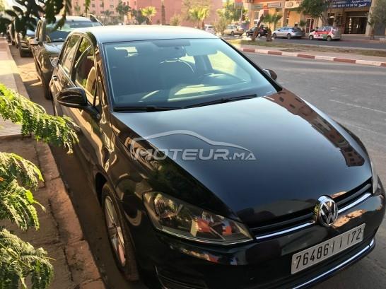 سيارة في المغرب VOLKSWAGEN Golf 7 2.0tdi 150ch dsg - 248767