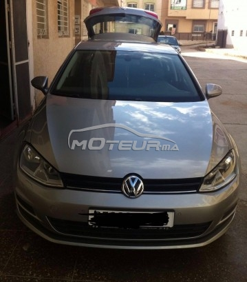 volkswagen golf 7 1 6 tdi 2013 diesel 143817 occasion kenitra maroc. Black Bedroom Furniture Sets. Home Design Ideas
