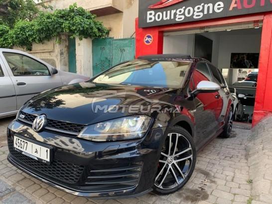 سيارة في المغرب VOLKSWAGEN Golf 7 - 265389