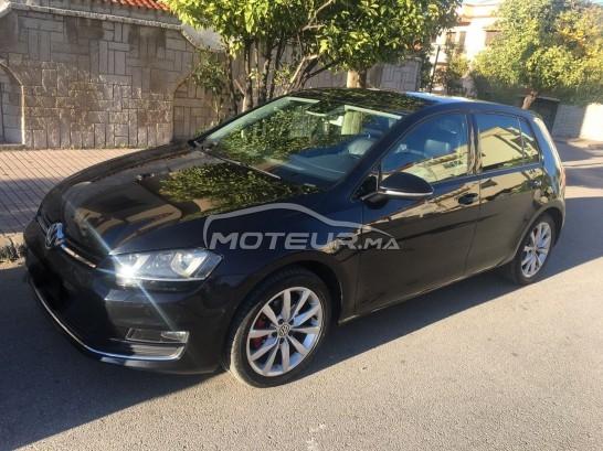 Voiture Volkswagen Golf 7 2013 à tanger  Diesel