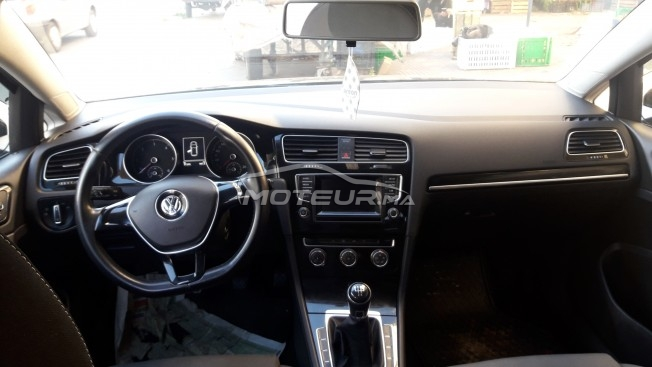 فولكزفاكن جولف 7 Highline 2.0 tdi مستعملة 661900