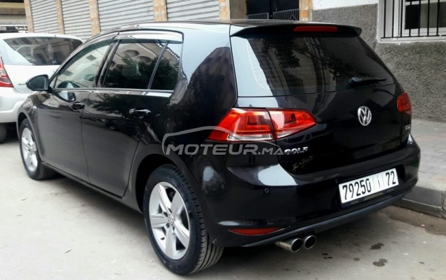 VOLKSWAGEN Golf 7 Highline 2.0 tdi مستعملة