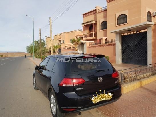 volkswagen golf 7 occasion casablanca maroc annonces voitures. Black Bedroom Furniture Sets. Home Design Ideas