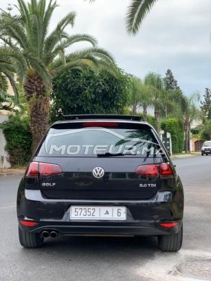 سيارة في المغرب VOLKSWAGEN Golf 7 Gtd - 261406
