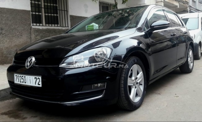 فولكزفاكن جولف 7 Highline 2.0 tdi مستعملة 707642