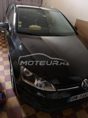 سيارة في المغرب فولكزفاكن جولف 7 1,6 tdi bluemotion 110 ch - 233522