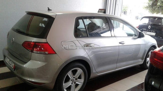 volkswagen golf 7 sport 2013 diesel 163048 occasion settat maroc. Black Bedroom Furniture Sets. Home Design Ideas