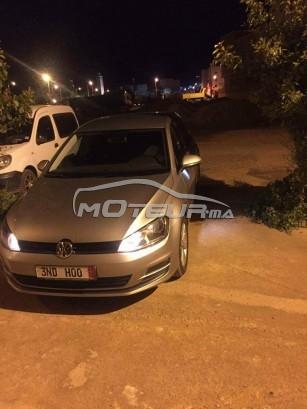 سيارة في المغرب فولكزفاكن جولف 7 1.6 tdi bluemotion - 184306