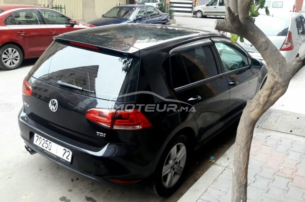 فولكزفاكن جولف 7 Highline 2.0 tdi مستعملة 707641