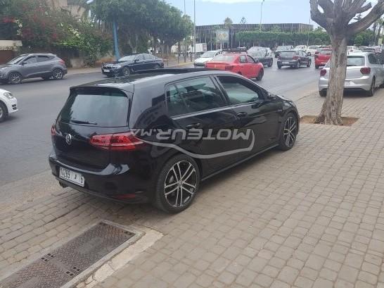 Voiture Volkswagen Golf 7 2018 à casablanca  Diesel  - 8 chevaux