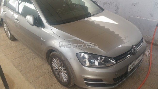 volkswagen golf 7 1 6 tdi 110 ch 2015 diesel 167670 occasion rabat maroc. Black Bedroom Furniture Sets. Home Design Ideas