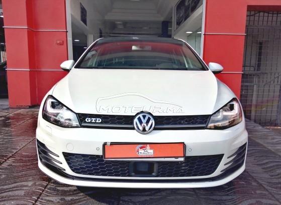 Voiture Volkswagen Golf 7 2017 à casablanca  Diesel  - 8 chevaux