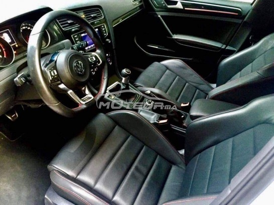 volkswagen golf 7 gti performance 2015 essence 149375 occasion mohammedia maroc. Black Bedroom Furniture Sets. Home Design Ideas