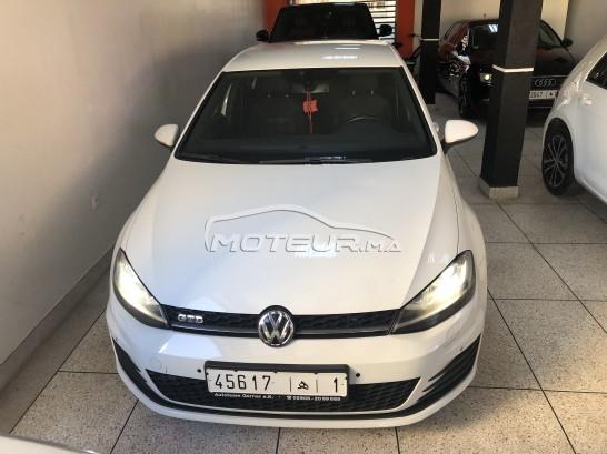 سيارة في المغرب VOLKSWAGEN Golf 7 Gtd - 258409