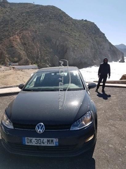 Voiture au Maroc VOLKSWAGEN Golf 7 1.6 tdi bluemotion - 220965