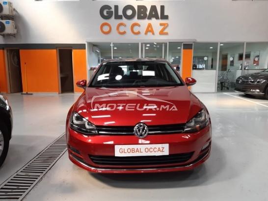 Voiture Volkswagen Golf 7 2019 à casablanca  Diesel  - 8 chevaux