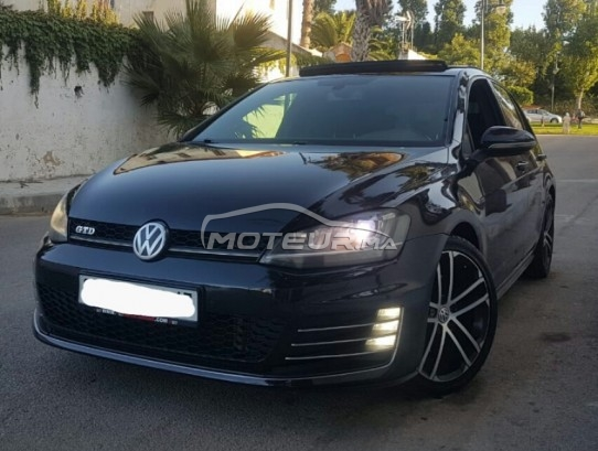 سيارة في المغرب VOLKSWAGEN Golf 7 Gtd 184 ch - 235577