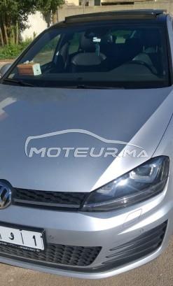 Voiture Volkswagen Golf 7 2016 à fes  Diesel  - 8 chevaux