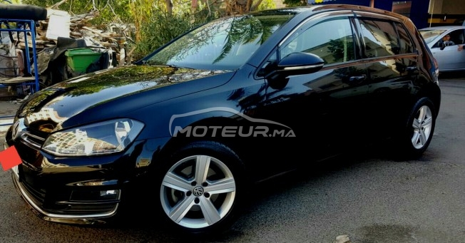 سيارة في المغرب VOLKSWAGEN Golf 7 Highline 2.0 tdi - 248990