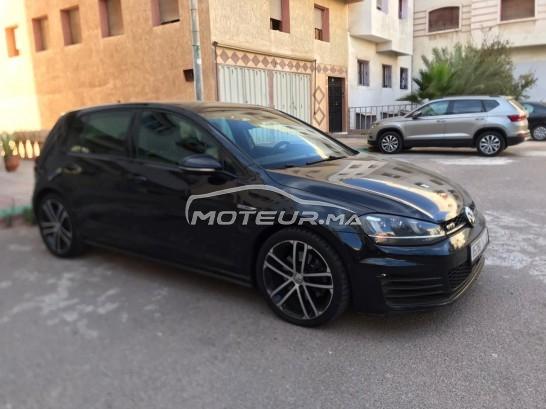 Voiture au Maroc VOLKSWAGEN Golf 7 Gtd - 322722