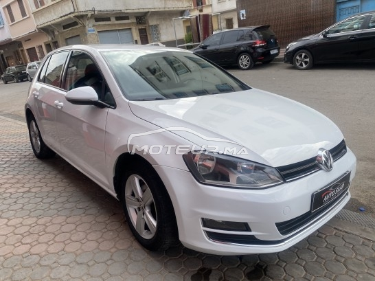 VOLKSWAGEN Golf 7 2.0 مستعملة