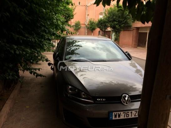 سيارة في المغرب فولكزفاكن جولف 7 Gtd - 234923