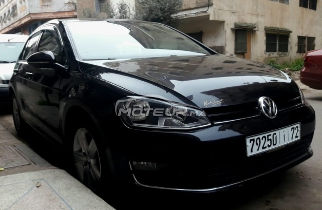 فولكزفاكن جولف 7 Highline 2.0 tdi مستعملة 707640