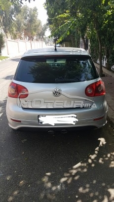 volkswagen golf 5 pack gt 2 0 tdi 2009 diesel 186220 occasion rabat maroc. Black Bedroom Furniture Sets. Home Design Ideas