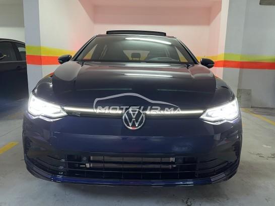 Voiture Volkswagen Golf 8 2021 à rabat  Diesel  - 8 chevaux