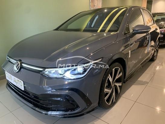 سيارة في المغرب VOLKSWAGEN Golf 8 Gtd 2.0 l - 341888