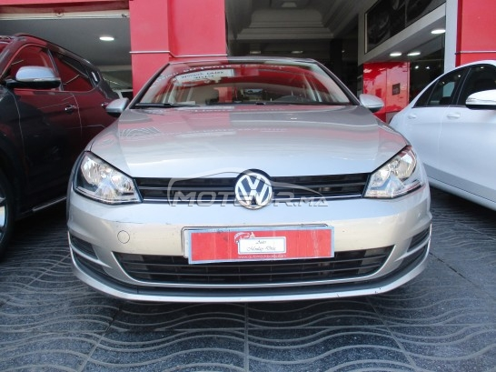 VOLKSWAGEN Golf 7 مستعملة