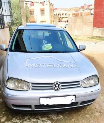 Voiture Volkswagen Golf 4 2000 à rabat  Diesel