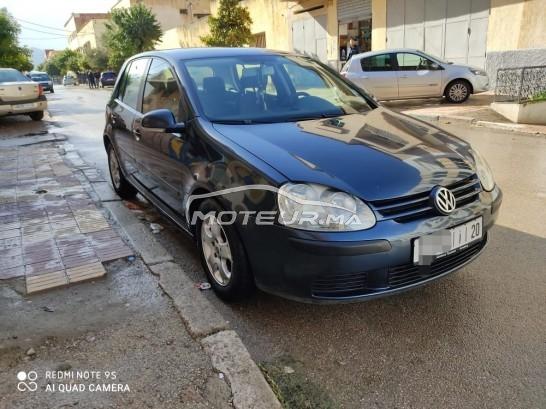 Voiture Volkswagen Golf 5 2004 à sidi-kacem  Diesel  - 5 chevaux