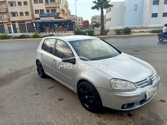 Voiture Volkswagen Golf 5 2005 à tiznit  Diesel