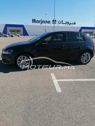 Voiture Volkswagen Golf 7 2013 à khouribga  Diesel  - 6 chevaux