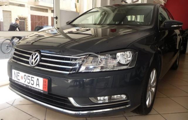 سيارة في المغرب فولكزفاكن باسات 1.6 tdi - 161000