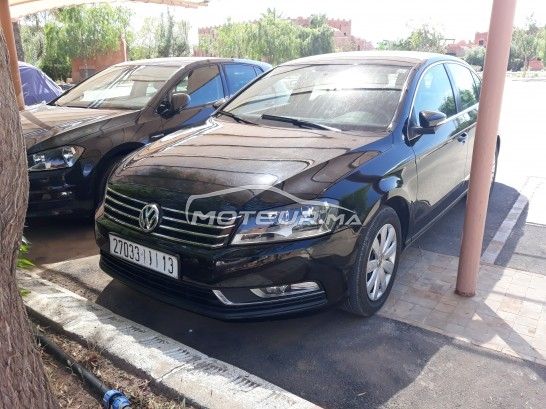 سيارة في المغرب VOLKSWAGEN Passat Limouzine - 281163