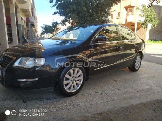 Voiture au Maroc VOLKSWAGEN Passat 2l bleumotion - 259071