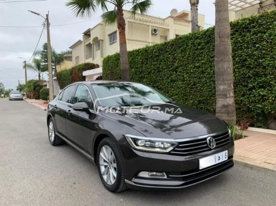 Voiture Volkswagen Passat 2016 à rabat  Diesel  - 8 chevaux