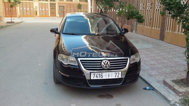 سيارة في المغرب فولكزفاكن باسات 2.0 tdi - 220434