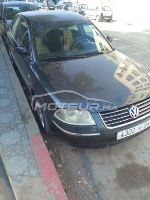 Voiture Volkswagen Passat 2001 à fes  Diesel  - 8 chevaux