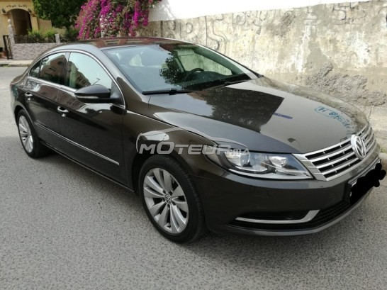سيارة في المغرب فولكزفاكن سس 2.0 tdi bvm - 218656