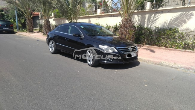 volkswagen passat cc 2011 diesel 163224 occasion casablanca maroc. Black Bedroom Furniture Sets. Home Design Ideas
