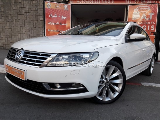 VOLKSWAGEN Cc 2.0 tdi bluemotion 170 ch exclusive مستعملة