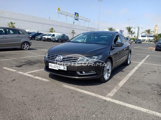 سيارة في المغرب VOLKSWAGEN Passat cc 2.0 tdi 170 ch exclusive - 283642