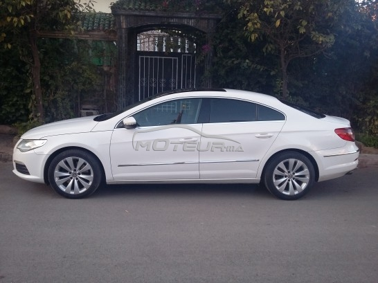 volkswagen passat cc 2011 diesel 145069 occasion casablanca maroc. Black Bedroom Furniture Sets. Home Design Ideas