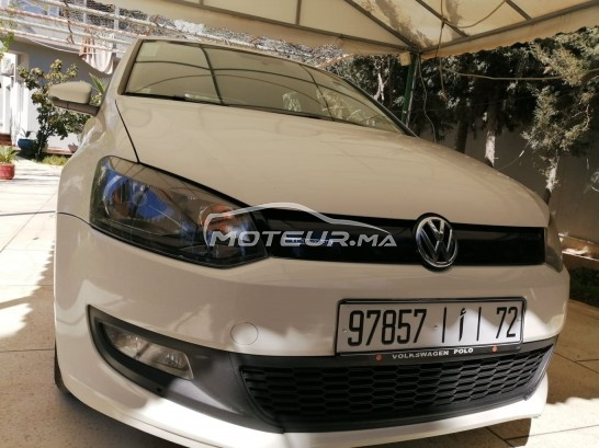 VOLKSWAGEN Polo Bluemotion occasion 951198