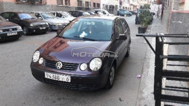 volkswagen polo sdi 2003 diesel 187234 occasion casablanca maroc. Black Bedroom Furniture Sets. Home Design Ideas