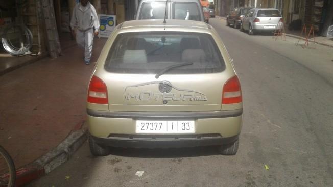 سيارة في المغرب فولكزفاكن بولو - 210891